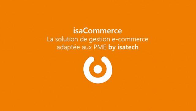 isaCommerce_ISATECH