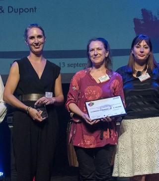 Isatech partenaire Grés d'or 2016