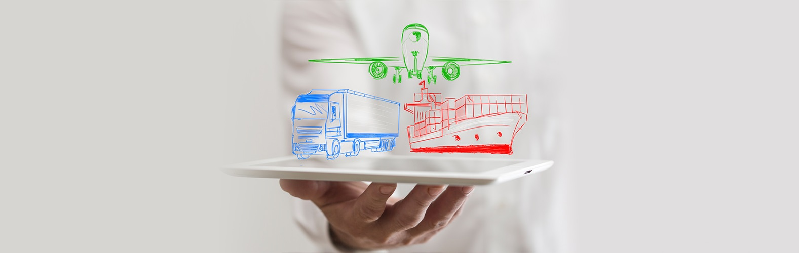 supply chain transformation digitale