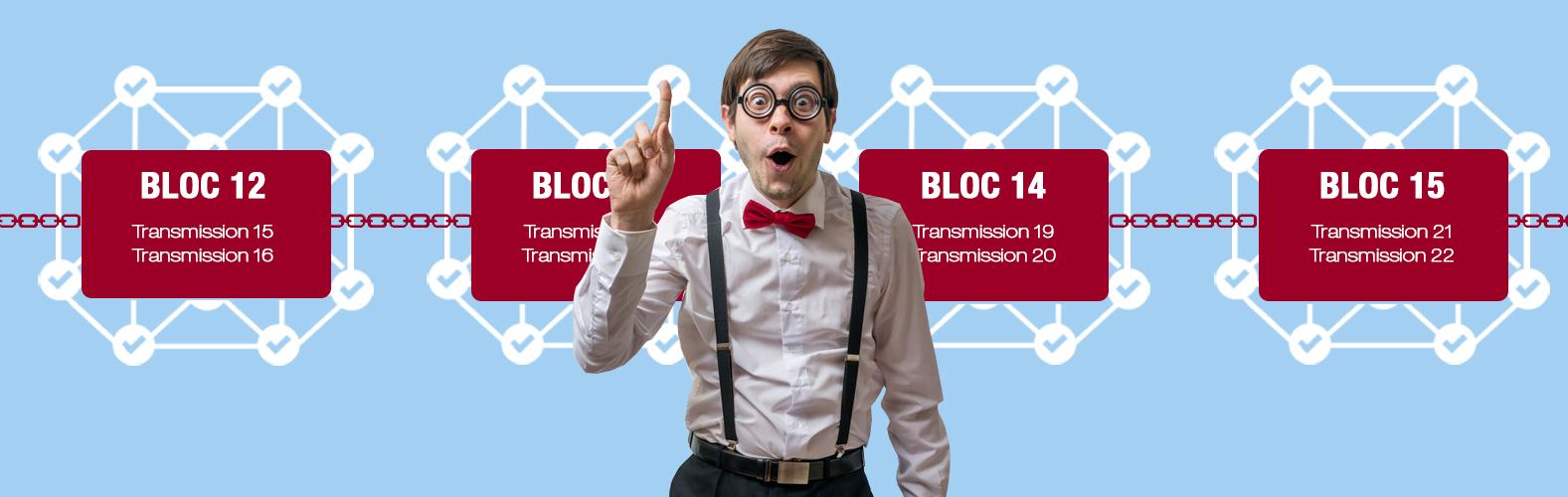 7 minutes pour comprendre la blockchain !