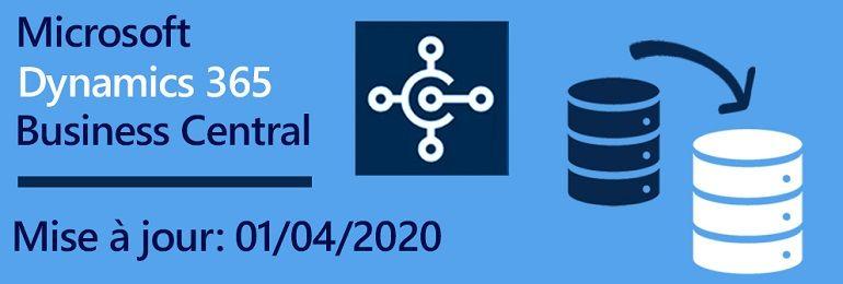 Microsoft livre les mises à jour de D365 Business Central