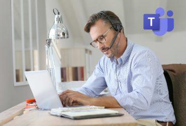 logiciel teletravail entreprise securise teams