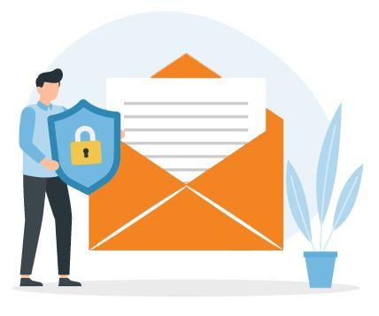 sécurité email protection